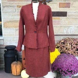 Jasper Boucle Suit